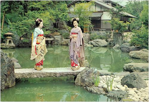 【本・映画】舞妓はレディ:京都の雨は盆地に降る!