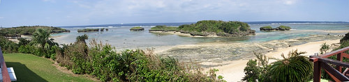 【国内】竹富島→西表島、そして猫:星砂の浜の島