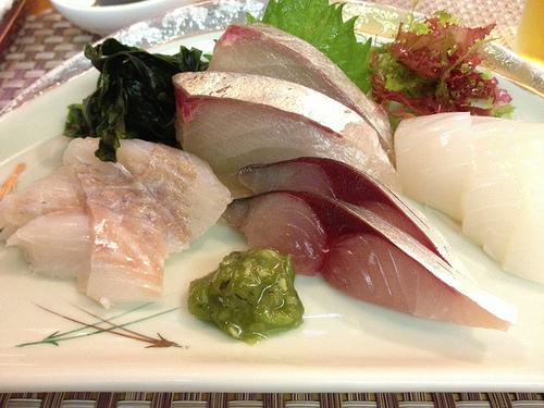 【お店】すし徳:瀬戸内のお魚、ウマ〜