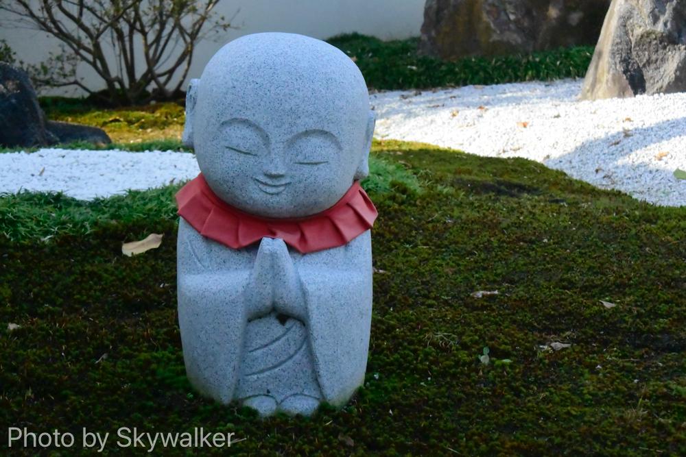 【国内】金沢のパワースポット香林寺:願かけ寺ですよ〜