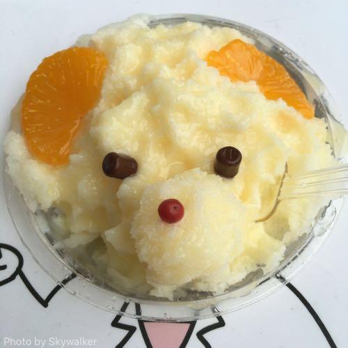 【食べ物・お店】鹿児島と言ったらシロクマ:カワイイシロクマに出会ってきました