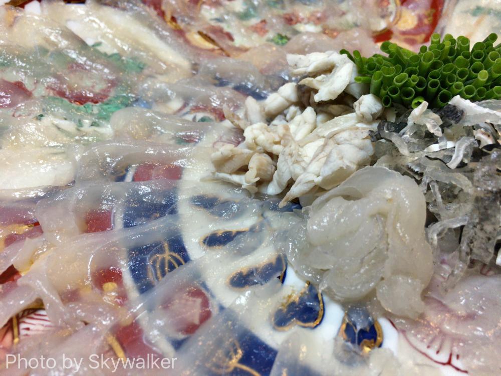 【食べ物・お店】肉に魚にうどん:フグもうまい、佐賀の太良福