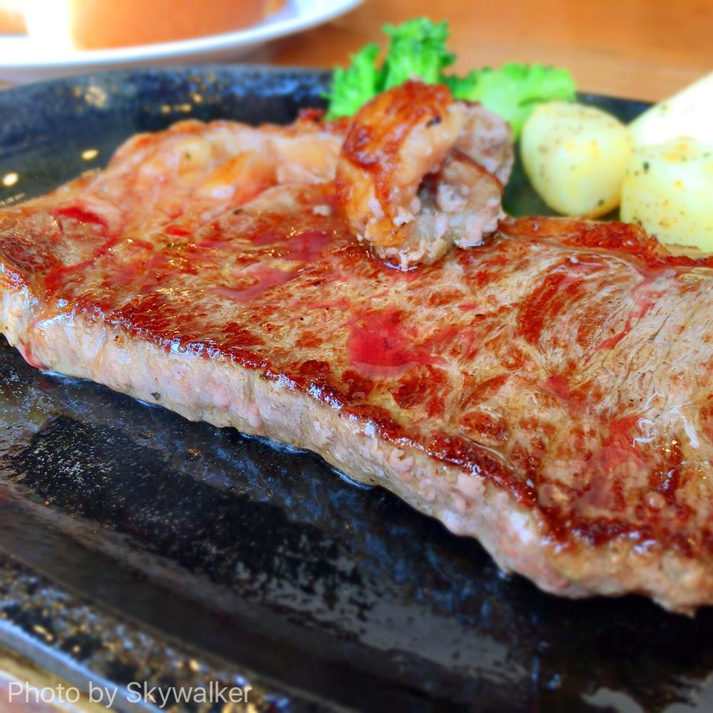 【食べ物・お店】那覇でステーキと言えば!:ハンズに行ったよ