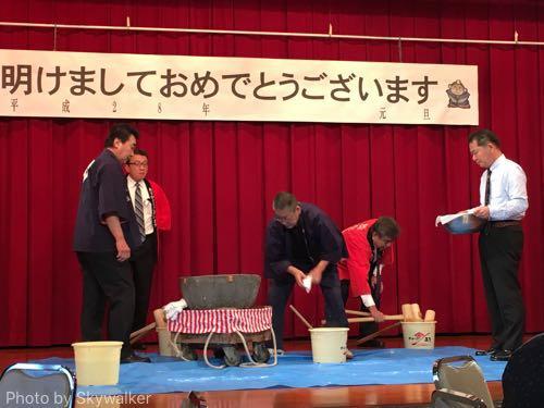 【日々のこと】餅つき:長崎はあんこ餅が最高?