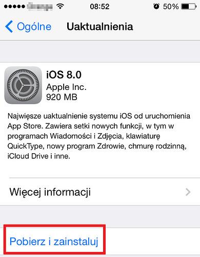 【iPhone】iOS8:ウィジェットをぼちぼち