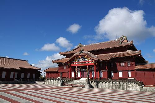 【食べ物・お店】あしびうなあ:首里城そばの琉球茶房