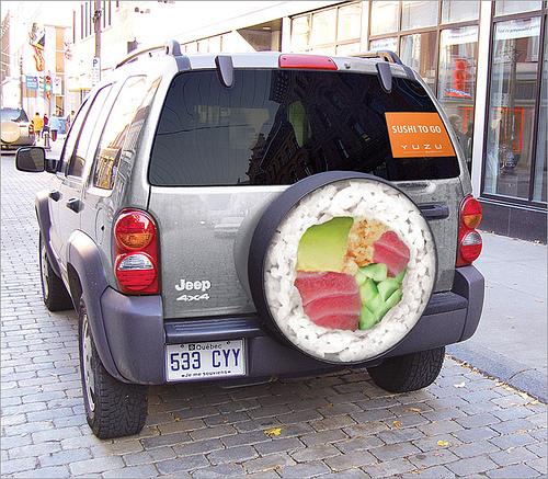 遥かカナダ!最後に久しぶりに寿司屋に行ったよ〜10