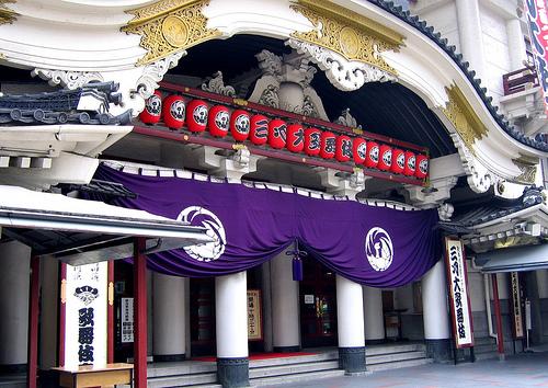 【食べ物・お店】ばりばりもっちりかき揚げがうまい!:歌舞伎座裏の歌舞伎そば!