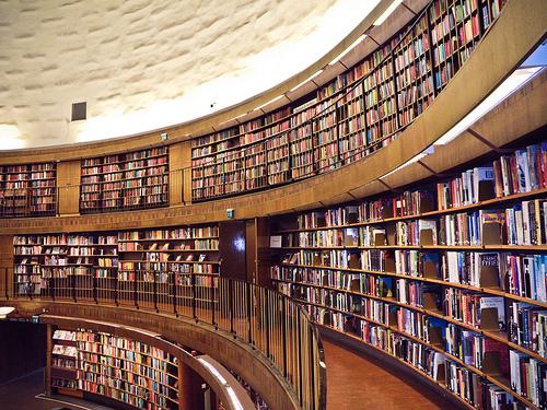 【海外】ホテルwith図書館:本当の贅沢?
