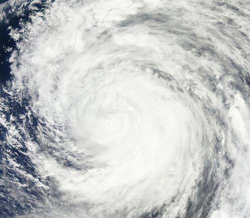 【日々のこと】台風がやってくる:みなさん気を付けましょう!