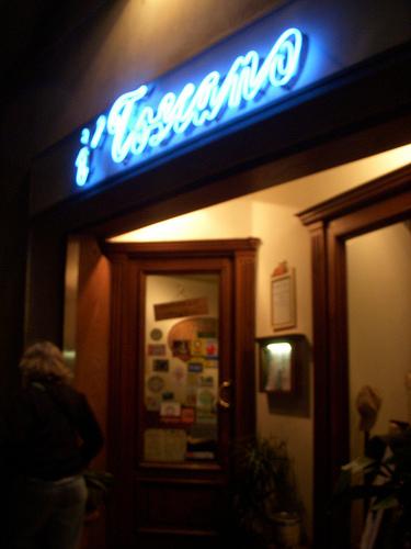 眺めの良い部屋から情熱と冷静のあいだを見れば・・・その7:イ・トスカーナで胃・大丈夫カーナ?