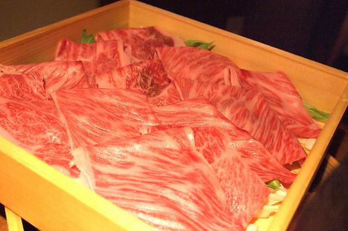 【食べ物・お店】季楽(きら):JA直営のお店で最高の佐賀牛を頂いて来ました。