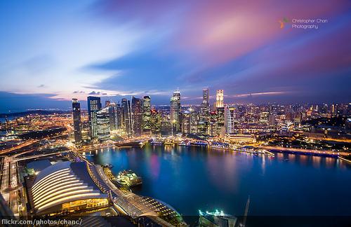 【海外】ルンルンを買ってメルボルンに行こう:その1 序章 シンガポールにて