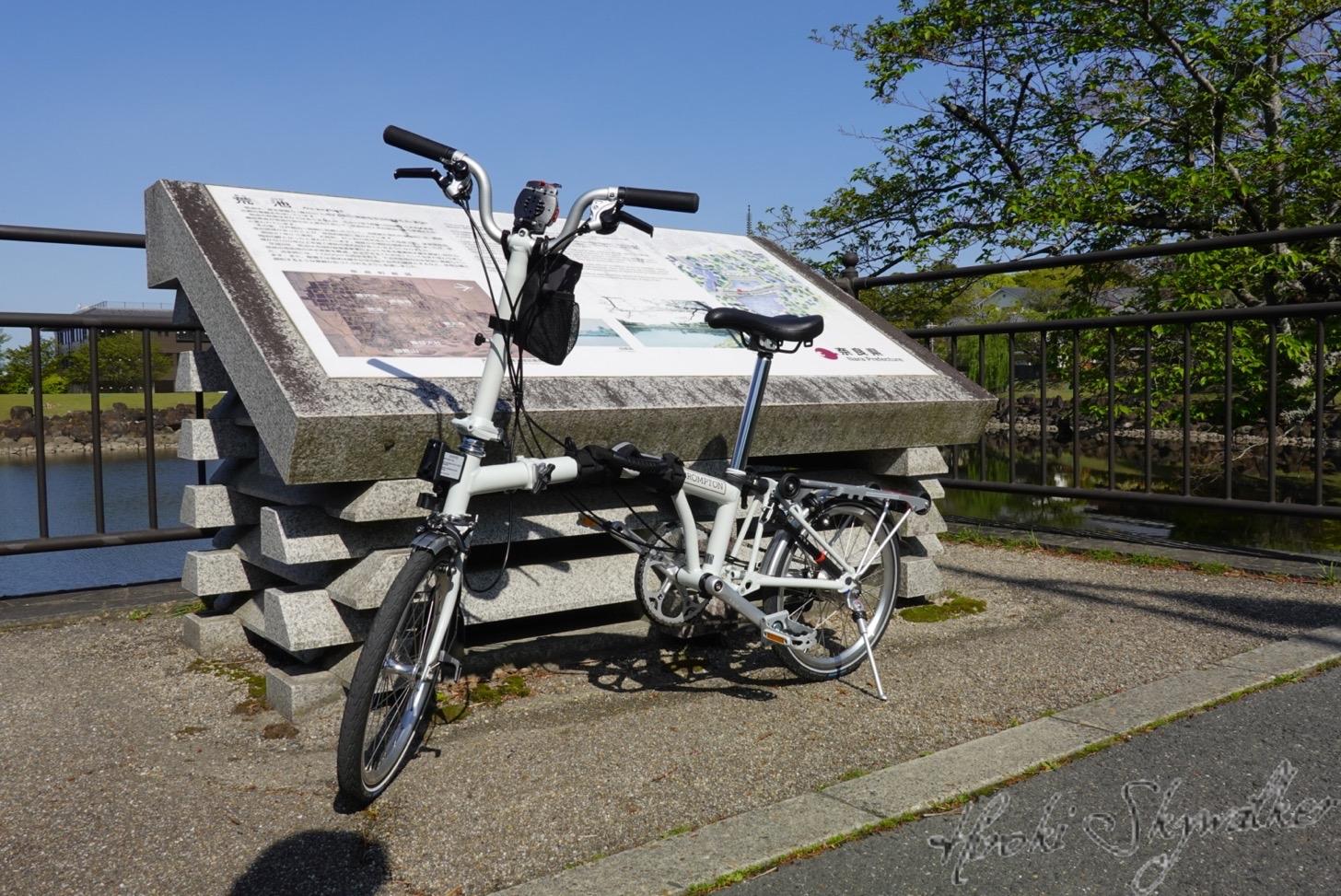 【国内】奈良でポタリング:奈良ならやはり浮見堂