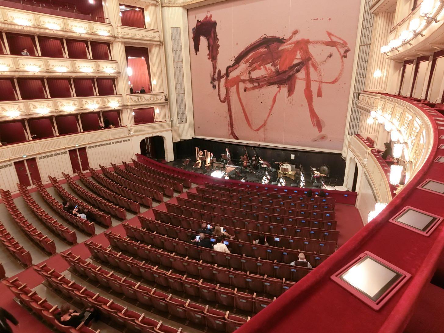 オペラ座ホール