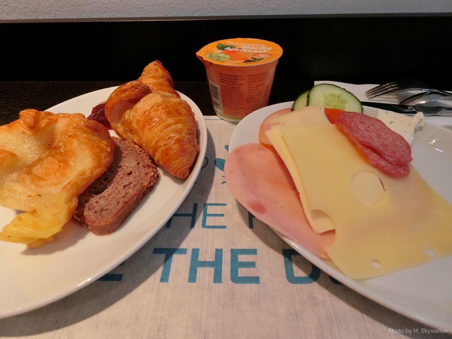 【海外】食べたものもまとめちゃう:朝食編