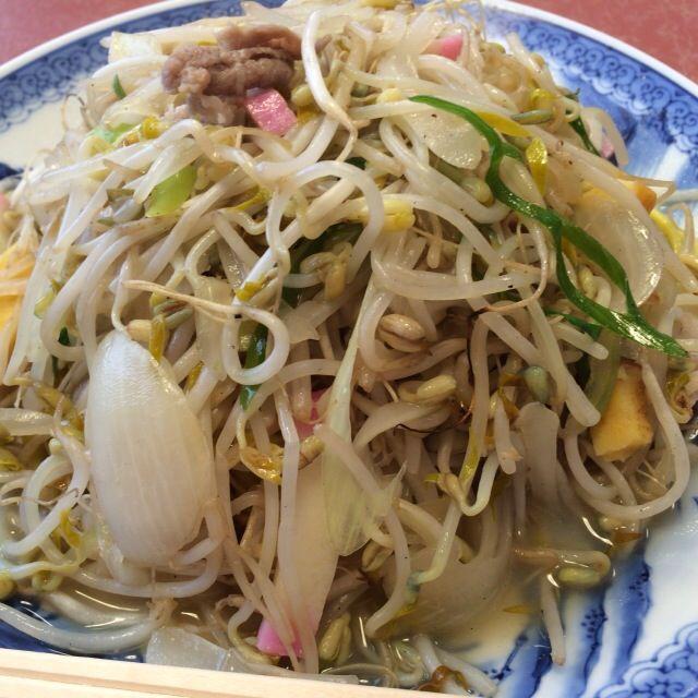 【食べ物・お店】春駒:百年前から皿うどん!