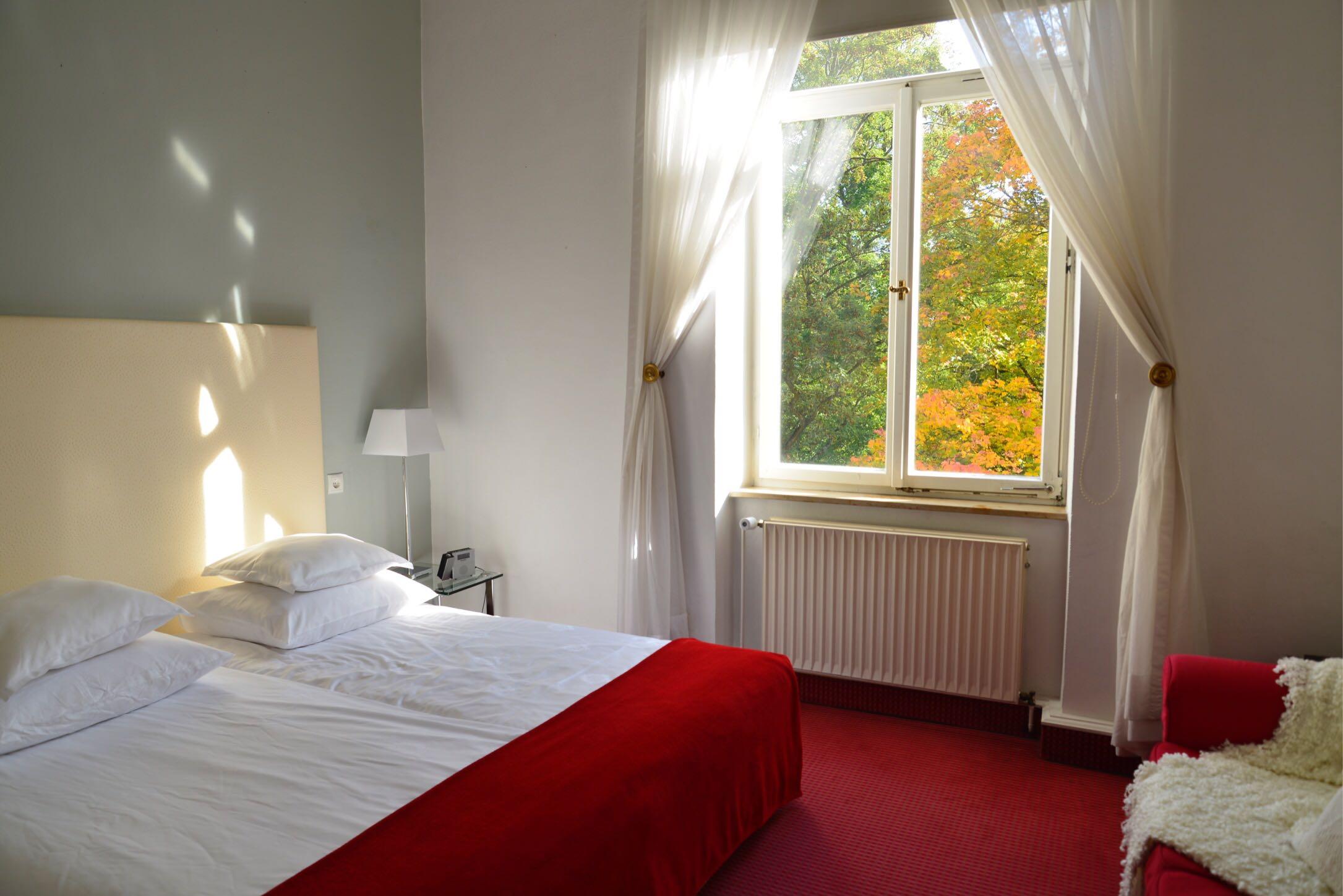 【海外】バンベルクのホテル:不思議な雰囲気のホテルでした