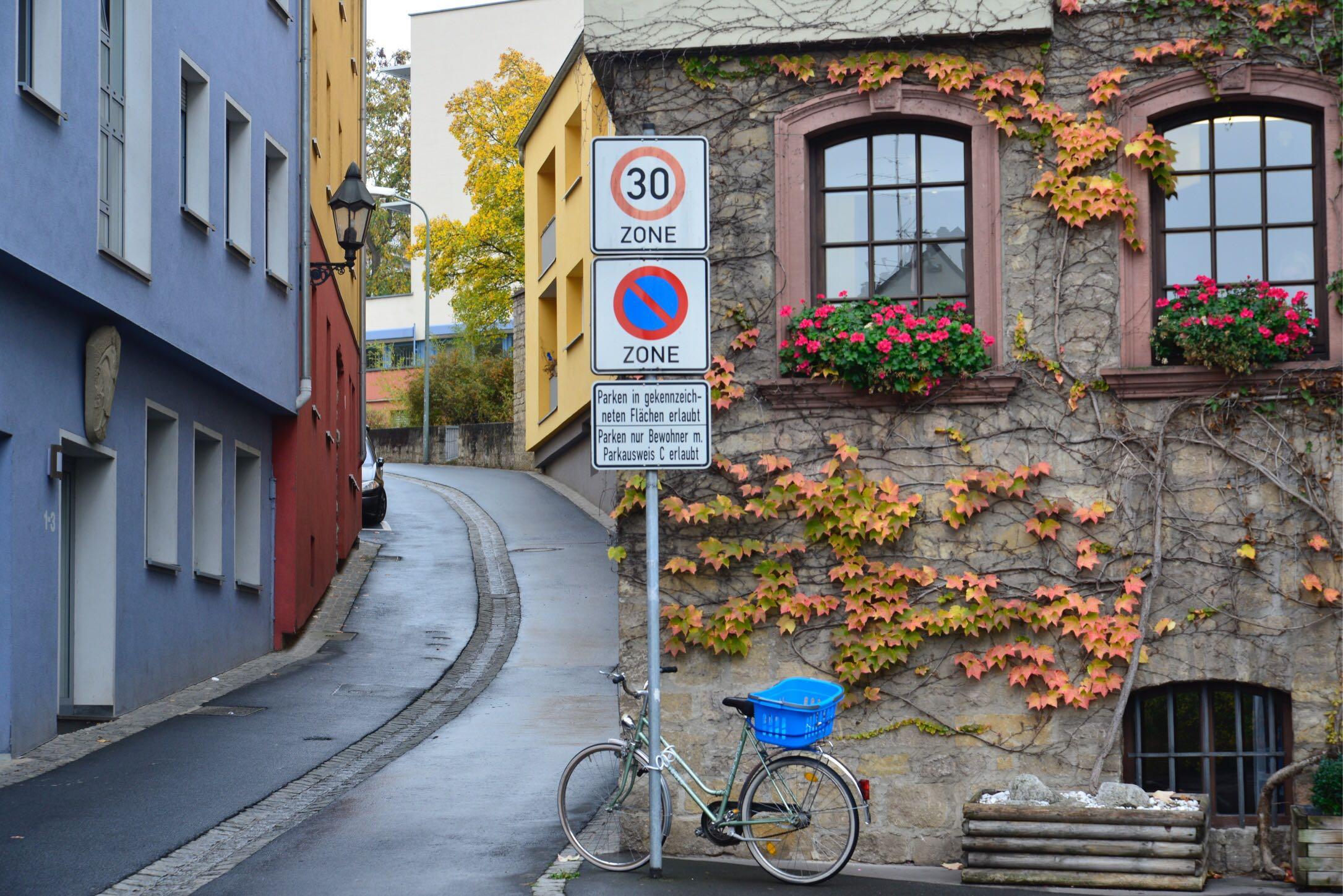 【海外】ビュルツブルクに行ってルク:いや、行ってくる