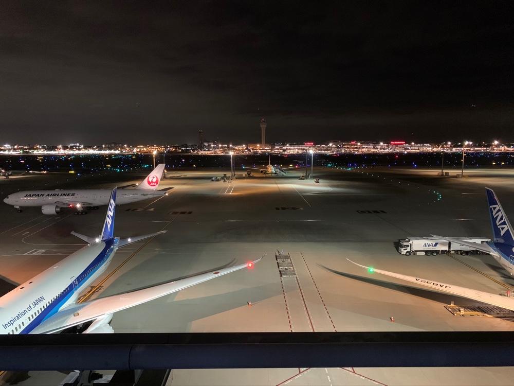 【海外】仕事も遊びもウイーン・ウイーンシチュエーション:まずは羽田発の深夜便で