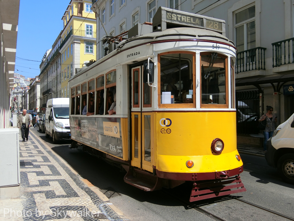 【海外】3度目のリスボンなのだ。:ファドの次はフォト
