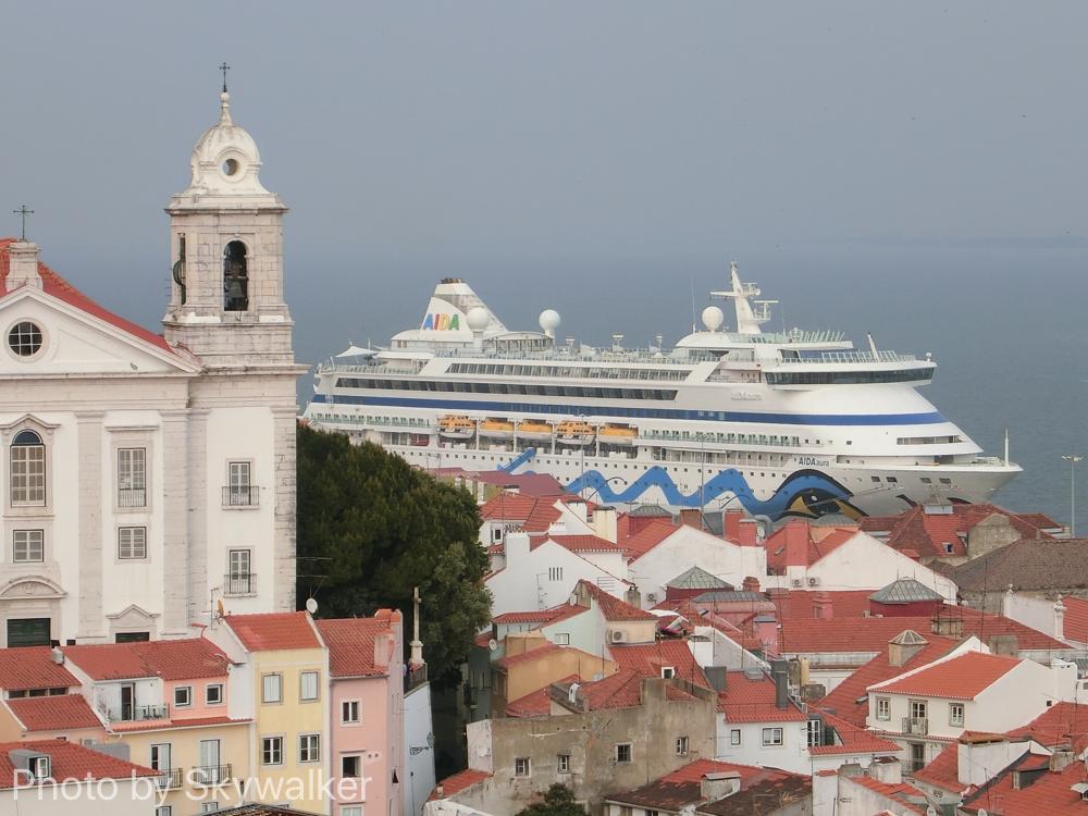 【海外】3度目のリスボンなのだ。:リスボンのミラドウロに皆どうぞ