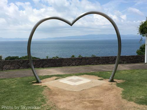 【お気に入り】大村湾サービスエリア:海がステキ