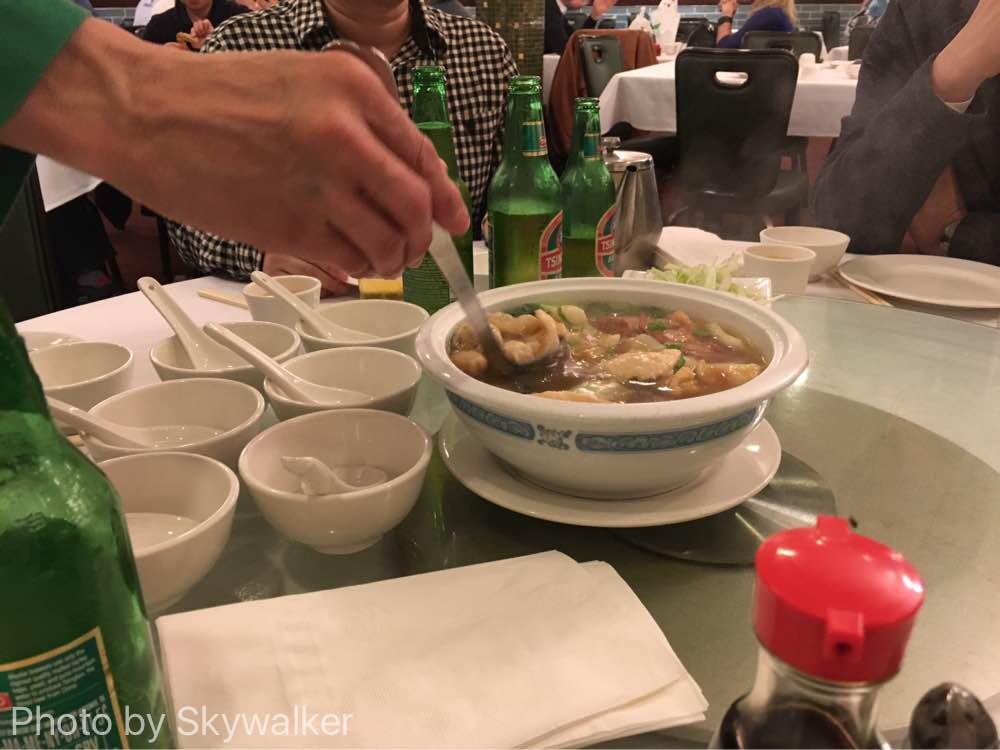 【食べ物・お店】オバマ大統領も訪れた中華:ロブスターに北京ダック、ウマウマ〜