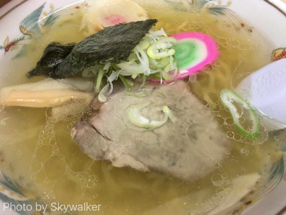 【食べ物・お店】生姜の香りが食欲をそそる!:ラーメン信月