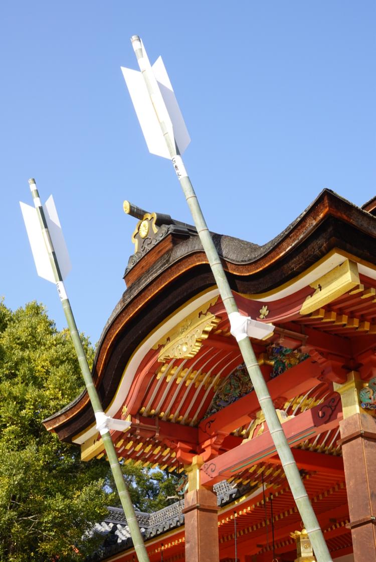 【国内】石清水八幡宮:国宝の八幡様で厄除けを
