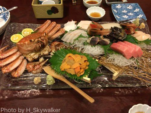 【食べ物・お店】札幌で刺身食べるなら!:高はしに行くべし